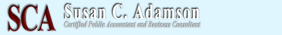 Santa Rosa California CPA and Business Consultant
